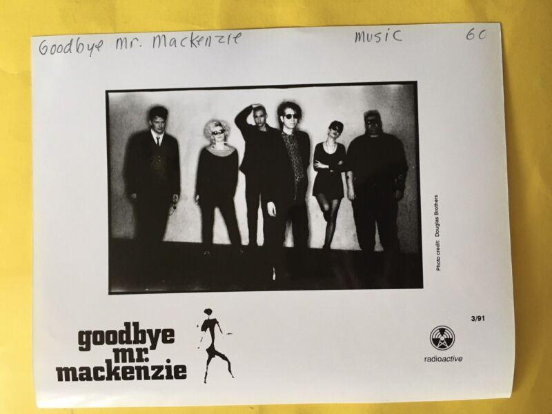 "Goodbye Mr. Mackenzie Press Photo 8x10"", Shirley Manson, See Photos."