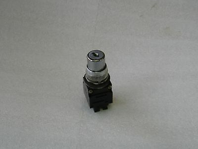 General Electric Key Selector Switch, CR104 G, Used, Warranty