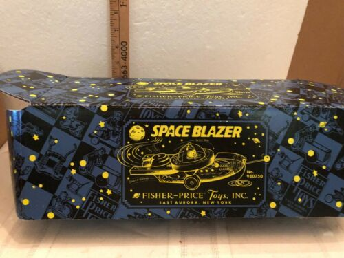 VINTAGE FISHER PRICE SPACE BLAZER