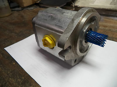 Sauer Danfoss Hydraulic Motor Or Pump Snm219 C106 Lfu1