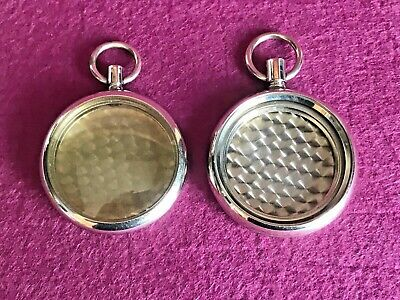 VINTAGE MILITARY G.S.T.P. BROAD ARROW POCKET WATCH CASE H.00354 AND OTHER ONE'S