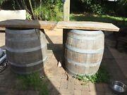 Wine barrels Riverhills Brisbane South West Preview