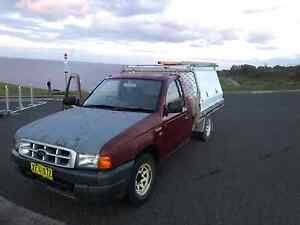 2001 Ford Courier Newcastle Newcastle Area Preview