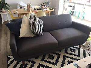 3-seater Freedom sofas Bondi Eastern Suburbs Preview