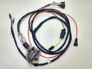 Surprising El Camino Wiring Harness Ebay Wiring Digital Resources Funapmognl