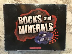 Rocks and Minerals Deluxe Collection