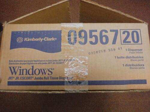 Kimberly Clark Jumbo Roll Tissue Dispenser 09567