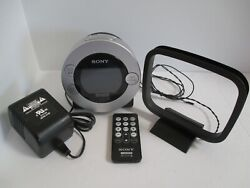 SONY DREAM MACHINE Icf-C7ip Radio Alarm Clock Mp3 Ipod Iphone Dock Charger