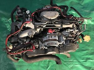 Subaru Impreza legacy and Forester replacement engine 2.0L