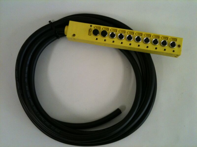 Brad Harrison Beya01P-FBP-05 NC MPIS 10 Port End Cable