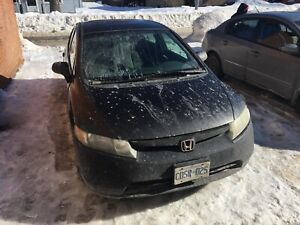 2006 Honda Civic DX 5 speed