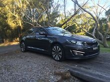 Kia Optima platinum 2012 MY 13 Sydney City Inner Sydney Preview