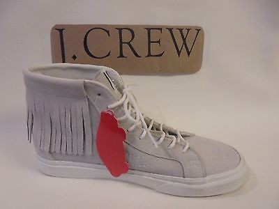 VANS FOR J CREW SKATEBOARD SHOES 8.5 MEN/ 10 WOMEN