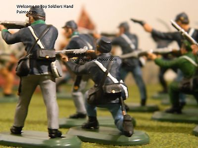 Toy Soldiers Hand Painted Co