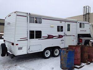 2000 Travelaire Rustler RW230,  1/2 Ton Truck Towable