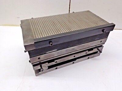 Compound Magnetic Sine Plate 6x12 Stk 17336ac