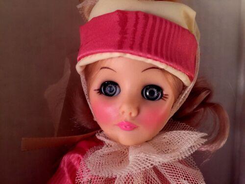"Francoise Doll, 1981 Effanbee, Grandes Dames Collection 11"" Original Box Vintage"