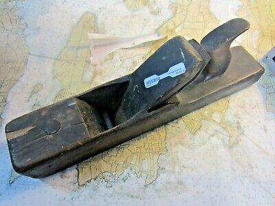 1940s Wood Planer - Vintage Marine