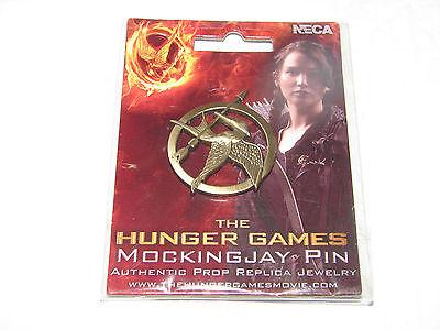 Hunger Games Movie Mockingjay Prop Replica Pin from NECA   ***BRAND NEW*** - Hunger Games Mockingjay Pin