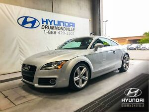 AUDI TT COUPE 2.0T + QUATTRO + MAGS + S-TRONIC + WOW !