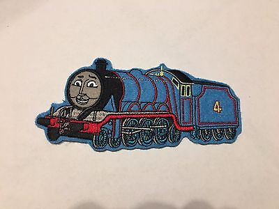 Patch, Embroidered - GORDON from Thomas The Tank Engine -Free Shipping!