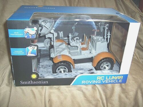 Smithsonian RC Lunar Roving Vehicle Moon Landing Remote Control Rover Apollo 13