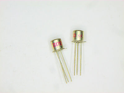 2sk112 Original Toshiba Fet Transistor 2 Pcs