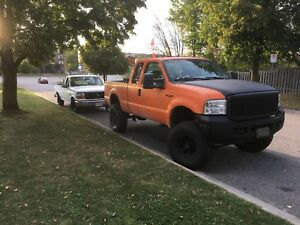 2007 Ford F-250 Super Duty Lifted Bulletproofed