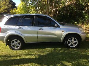 2002 Toyota RAV4 Wagon Ocean Shores Byron Area Preview
