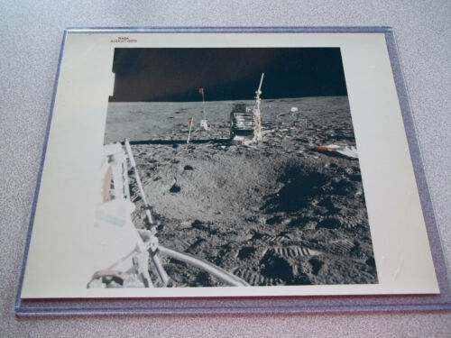 Apollo 14 Vintage Red # (ASLE) Package Photo