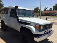 Professionally Restored Toyota Landcruiser Troopcarrier -Make an Offer North Beach Stirling Area Preview