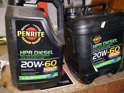 Penrite engine oil