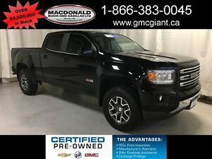 2015 GMC Canyon SLE All Terrain