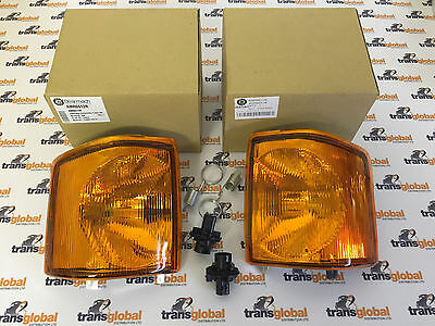 Front Left & Right Indicator Light Lamp for Land Rover Discovery 1 300tdi