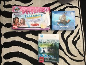 Kids activities and experiments pack