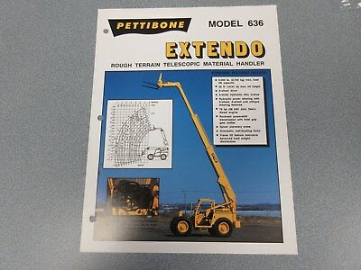 Pettibone Forklift | Owner's Guide to Business and