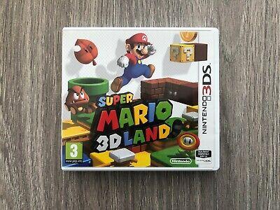 Super Mario 3D Land Complet Fr Testé Nintendo 3Ds