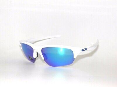 Oakley Flak Beta 9363-03 Polished White Sapphire Iridium  Sunglasses (Sun Glasses Clearance)