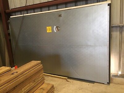 Jamison Nice 4 Power Operated Single Slide Door 6x11 High Nice Used