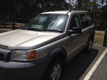 2003 Land Rover Freelander Wagon Bundoora Banyule Area Preview
