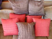 Far Pavillions Cushions x 7 Cooroy Noosa Area Preview