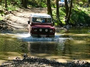 LAND ROVER SERIES 3 STAGE 1 V8 STATION WAGON