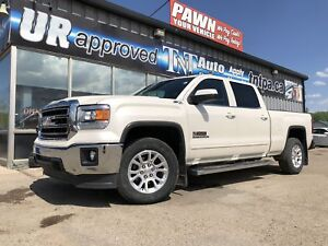 2015 GMC Sierra 1500 SLE Crew Cab Short Box 4X4! **NEW PRICE**