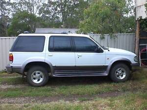 1997 Ford Explorer Wagon Wingham Greater Taree Area Preview