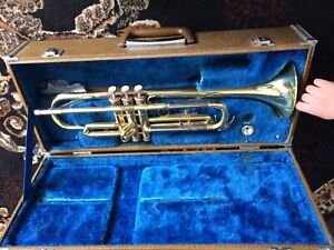 Yamaha trumpet  made in Japan