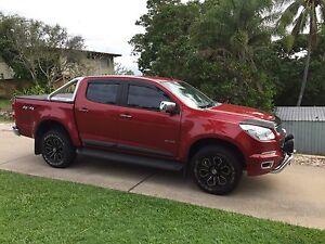 Holden colorado rg Mackay Mackay City Preview