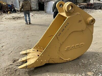 24 Caterpillar Cat 345 345c 345b 345bl Excavator Bucket Free Shipw25 Milesonly