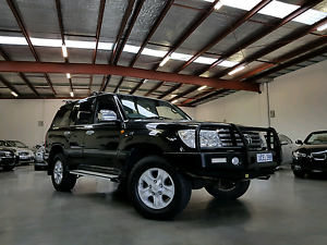 2006 Toyota Land Cruiser VX 100 Series 4.7 V8 Dual Fuel!! Oakleigh South Monash Area Preview