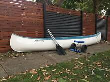 Canadian style canoe Salamander Bay Port Stephens Area Preview