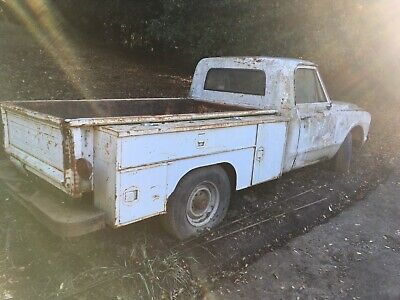 1967 Chevrolet Other Pickups  1967 3/4 Ton Utility Truck, 3 speed manual, small rear window, Chevy, work truck